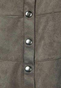 Name it - A-line skirt - granite grey - 2