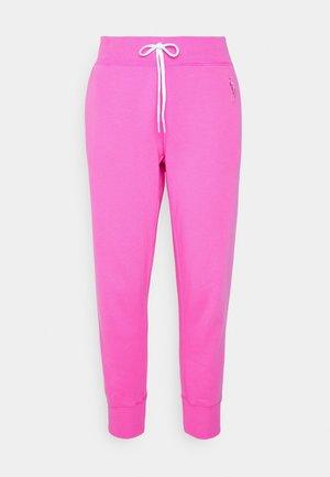 ANKLE PANT - Teplákové kalhoty - baja pink