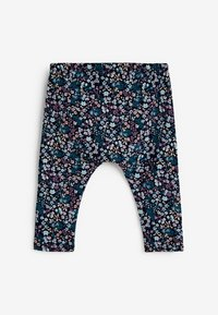 Next - CHARACTER/FLORAL SWEAT TOP, LEGGINGS AND HEADBAND - Sweatshirt - blue - 4