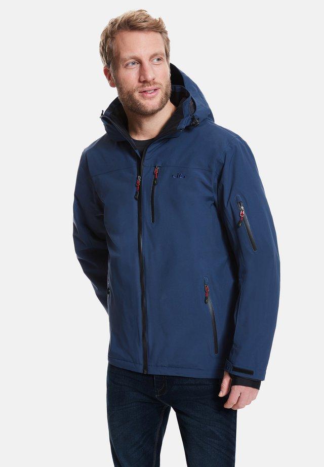 BERGEN - Snowboard jacket - deep navy