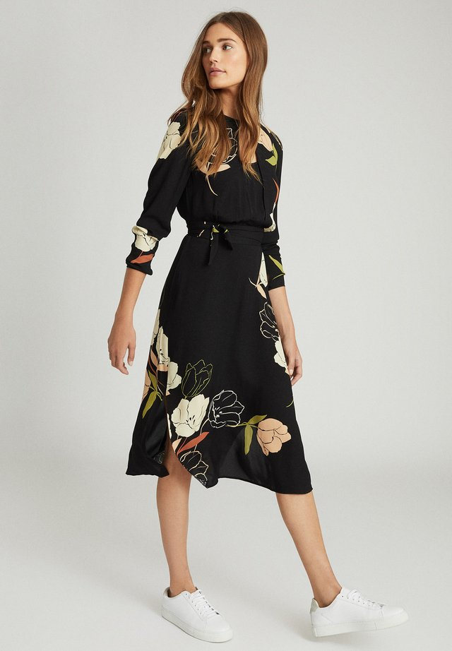 ARLEY - Day dress - black