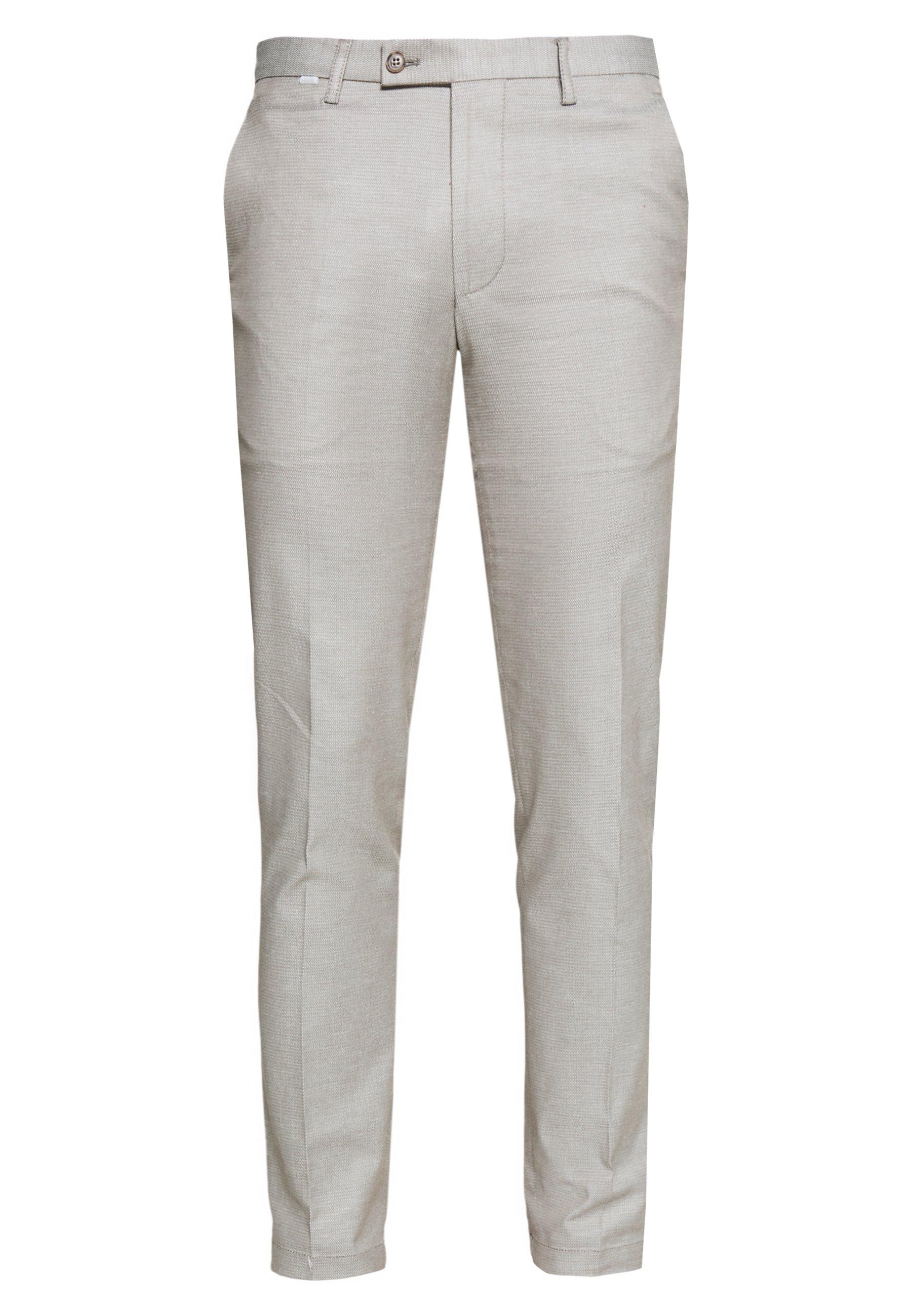 Cinque CIBRAVO TROUSERS - Pantalon classique - grey