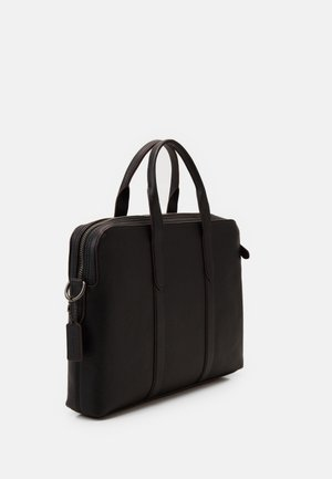 METROPOLITAN SOFT BRIEF - Briefcase - black