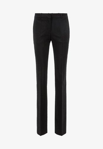 TAMEA - Trousers - black