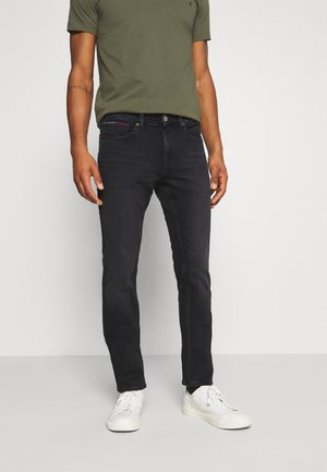 SCANTON SLIM - Slim fit jeans - max black