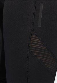 adidas Performance - HOW WE DO 3/4-TIGHTS - 3/4 sportbroek - black - 3