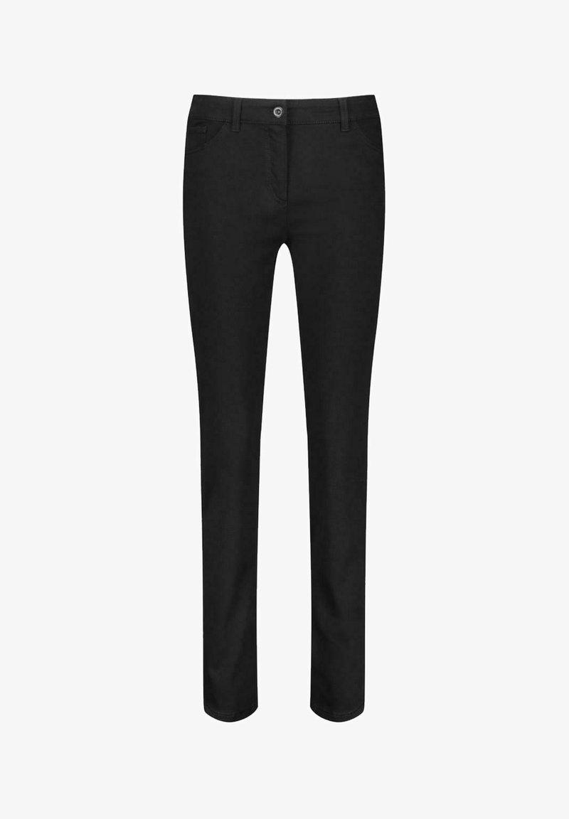 Gerry Weber - Slim fit jeans - black denim