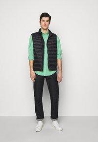 Polo Ralph Lauren - NATURAL - Shirt - green/white - 1