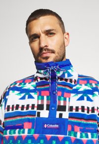 Columbia - POWDER - Sweat polaire - white/lapis blue - 3
