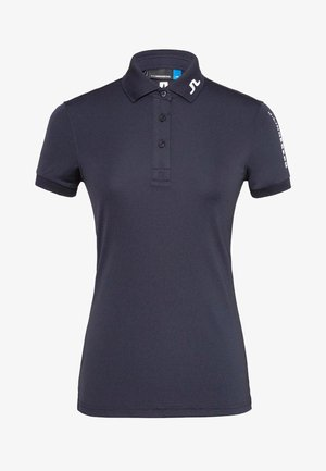 TOUR TECH - Sports shirt - navy