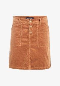 BONOBO Jeans - A-line skirt - marron - 0