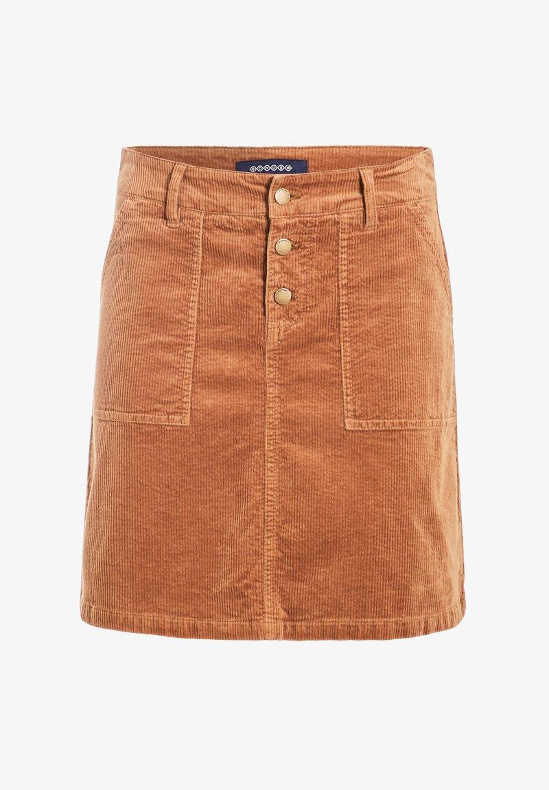 BONOBO Jeans - A-line skirt - marron