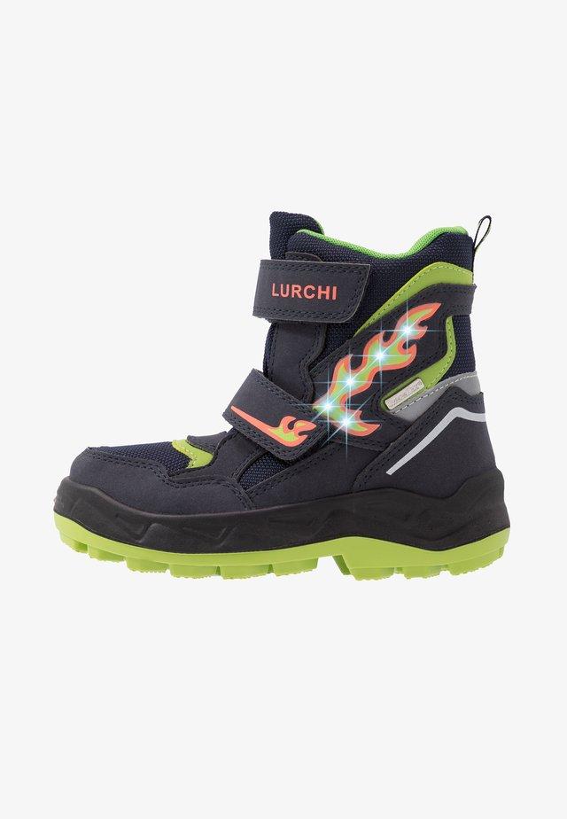 KANE SYMPATEX - Winter boots - atlantic green