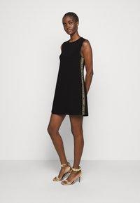 Versace Jeans Couture - LADY DRESS - Pouzdrové šaty - black - 5