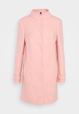 CAPPOTTO NAVETTA - Zimní kabát - pink/salt