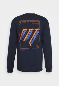 Mennace - UNISEX  - Long sleeved top - navy - 7