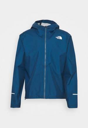 FIRST DAWN PACKABLE JACKET MONTER - Hardshell jacket - monterey blue