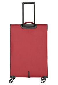 Travelite - KITE  - Wheeled suitcase - red - 1