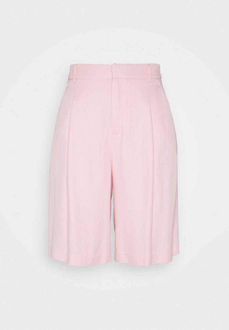 Gina Tricot - CARRO BERMUDA - Shorts - light pink