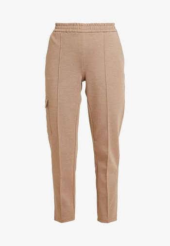 CAILAN - Trousers - natural sand