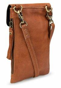 COX - HANDYTASCHE BUCKLE - Across body bag - brown - 1