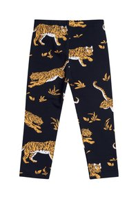 The Striped Cat - CLASSIC TIGER  - Leggings - Trousers - navy - 1