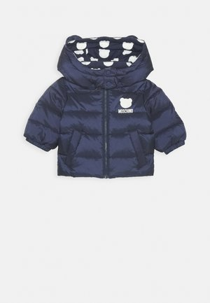 PADDED JACKET UNISEX - Down jacket - blue navy