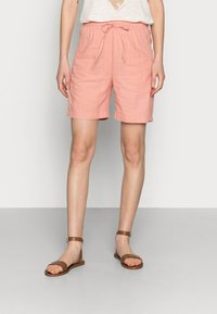 Lindex - GILLIAN - Shorts - dusty coral - 0