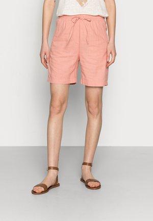 GILLIAN - Shorts - dusty coral