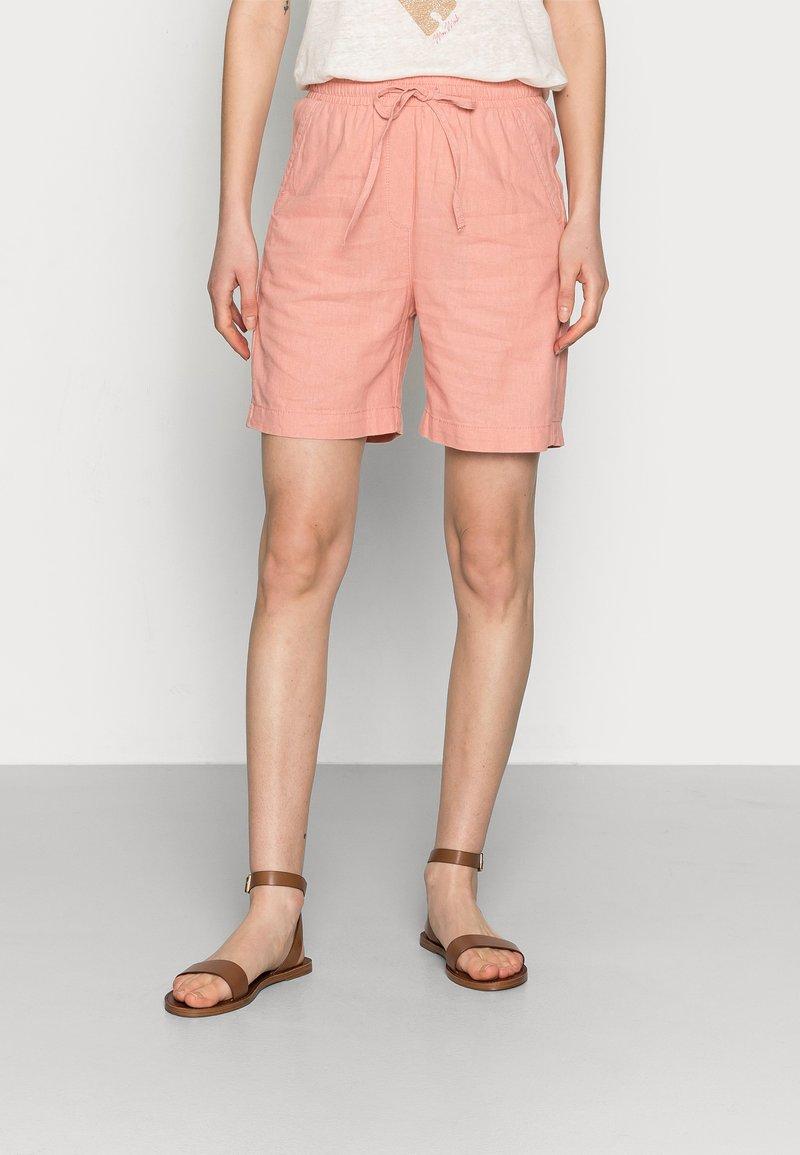 Lindex - GILLIAN - Shorts - dusty coral