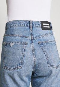 Dr.Denim - NORA - Straight leg jeans - blue jay worn hem - 4