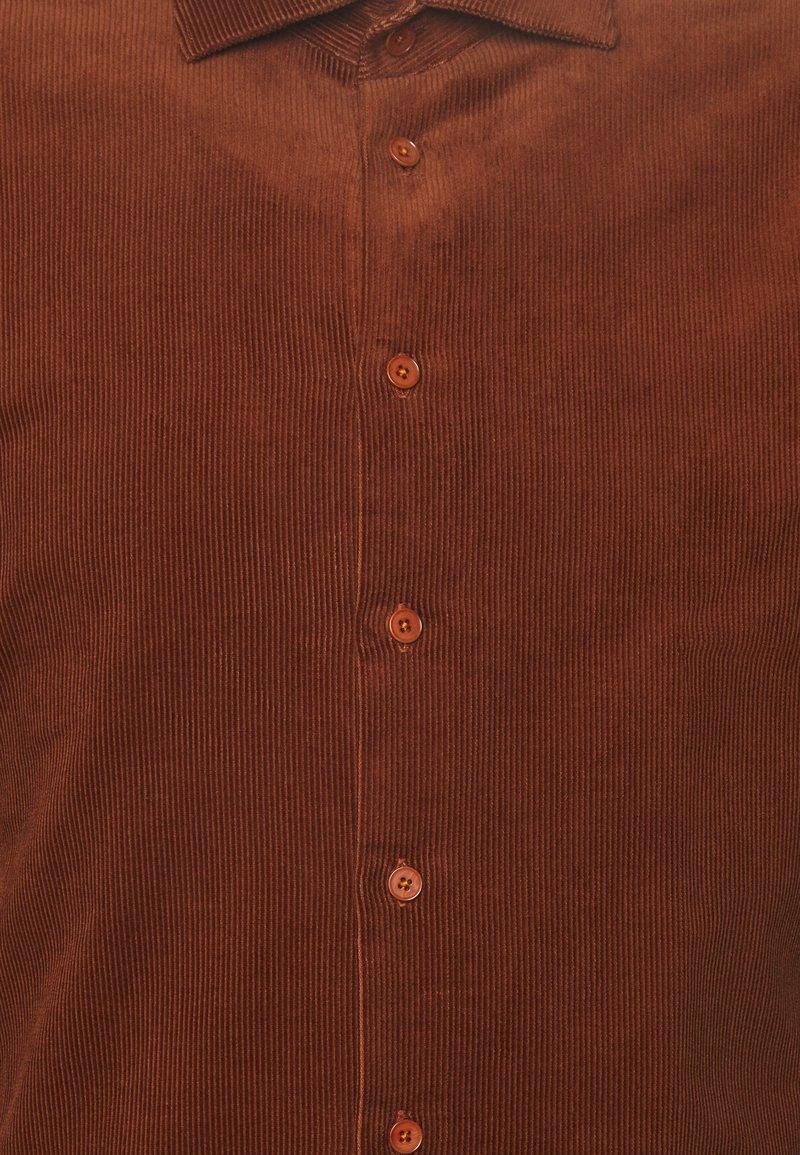 Seidensticker DO NOT USE - Hemd - brown/braun y9yk8t