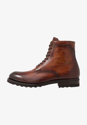 DUNA - Šněrovací kotníkové boty - conac