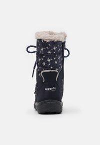 Superfit - CRYSTAL - Snowboots  - blau - 2