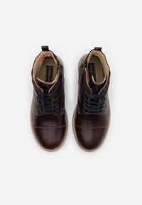 Friboo - Lace-up ankle boots - dark brown - 3