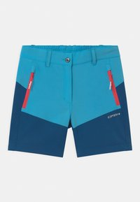 Icepeak - KANO 2-IN-1 UNISEX - Outdoor trousers - aqua - 2