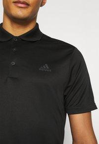 adidas Golf - PERFORMANCE - Poloshirt - black - 4