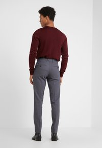 J.LINDEBERG - GRANT  - Trousers - dark grey - 2
