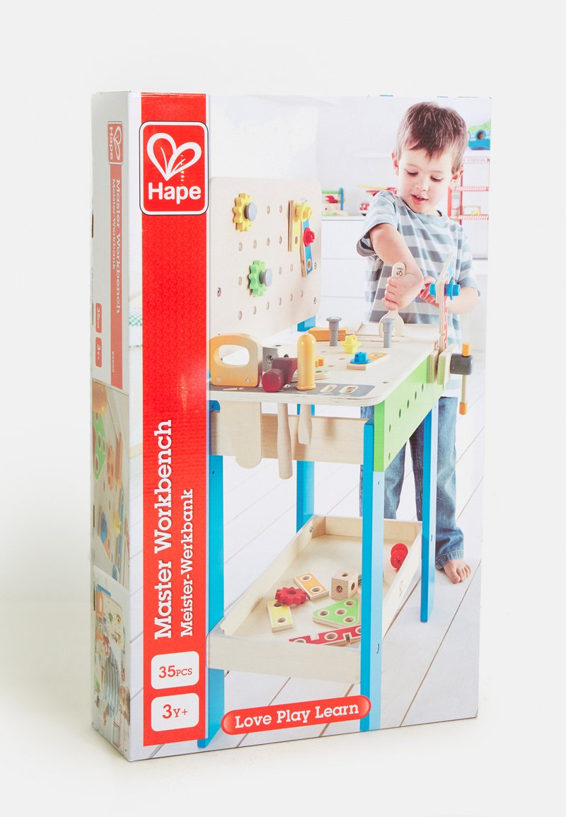 Hape - MASTER WORKBENCH - Lelu - multi