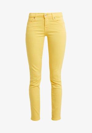 Skinny džíny - sunflower