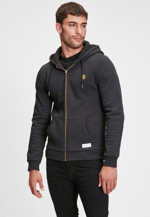CRANITO - Zip-up sweatshirt - black
