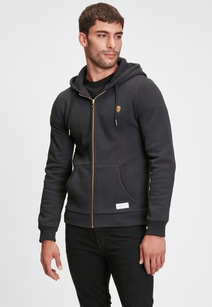 CRANITO - Sweater met rits - black