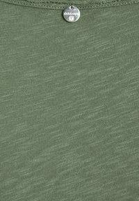Rich & Royal - HEAVY LONGSLEEVE - Long sleeved top - eukalyptus - 2
