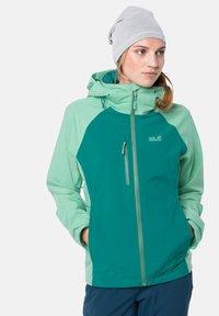Jack Wolfskin - Hardshell jacket - emerald green - 0
