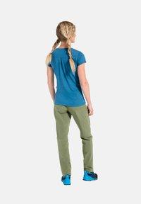 Vaude - Print T-shirt - kingfisher uni - 1