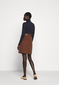 WEEKEND MaxMara - VENEZIA - A-line skirt - bronze - 2