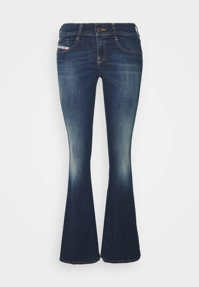 D-EBBEY - Jeans bootcut - indigo