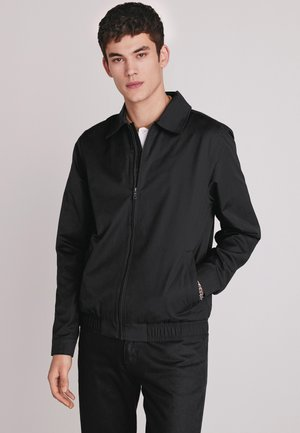 SHOWER RESISTANT  - Summer jacket - black