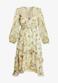 Keepsake - LUSCIOUS DRESS - Occasion wear - lemon - 4