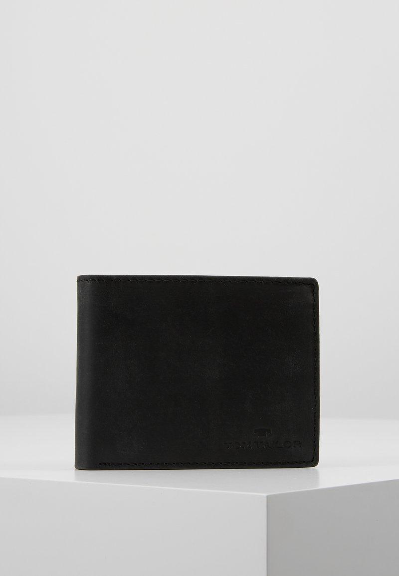 TOM TAILOR - RON - Wallet - black
